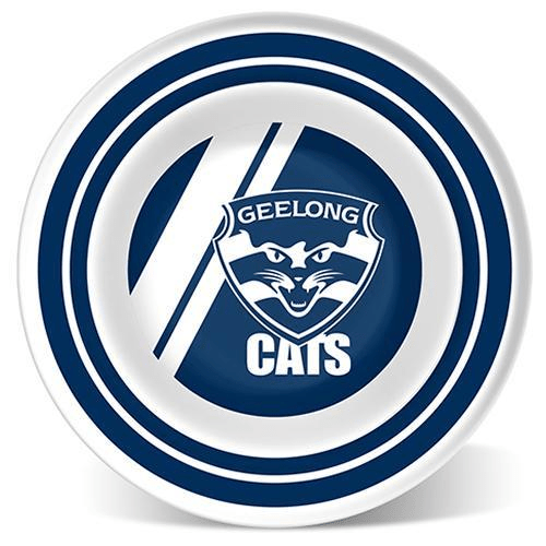 Footy Plus More BABY Geelong cats Melamine Bowl