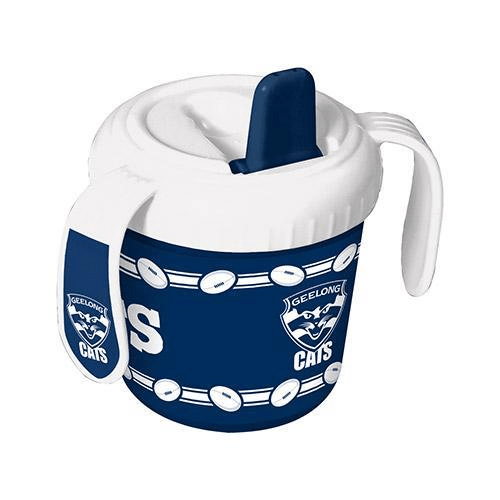 Footy Plus More BABY Geelong Cats Sipper Cup