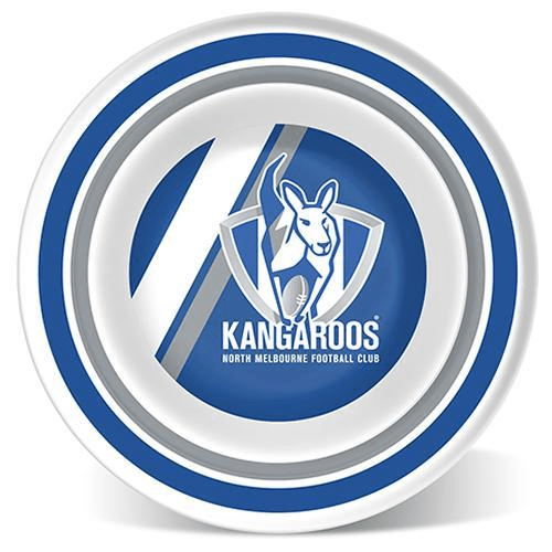 Footy Plus More BABY North Melbourne Kangaroos Melamine Bowl