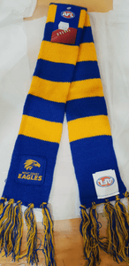 Footy Plus More BABY West Coast Eagles Infant Scarf