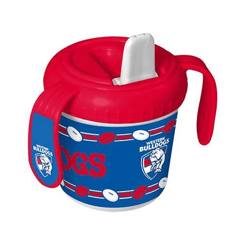 Footy Plus More BABY Western Bulldogs Sipper Cup