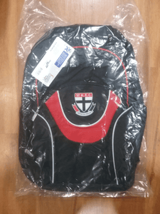 Footy Plus More backpack St Kilda Saints Fusion Backpack