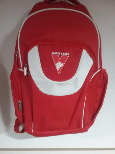 Footy Plus More backpack Sydney Swans Fusion Backpack