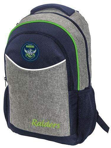 Footy Plus More bag Canberra Raiders Stealth Backpack