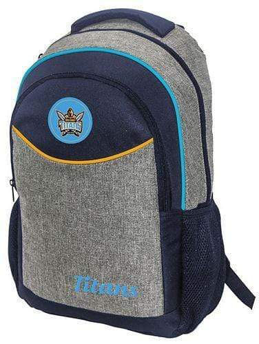 Footy Plus More bag Gold Coast Titans Stealth Backpack