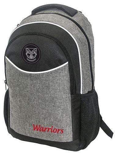Footy Plus More bag New Zealand Warriors Stealth Backpack