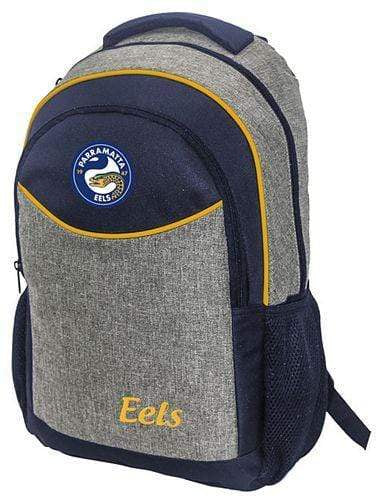 Footy Plus More bag Parramatta Eels Stealth Backpack