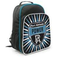 Footy Plus More bag Port Adelaide Power Youth Shield Backpack