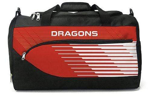 Footy Plus More bag St George Illawarra Dragons Sports Bag