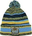 Footy Plus More BEANIE Gold Coast Titans Dynamo Beanie