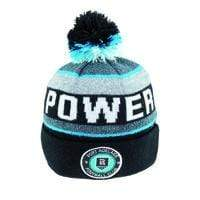 Footy Plus More BEANIE Port Adelaide Power Tundra Beanie