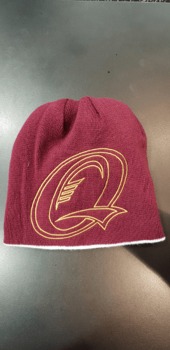 Footy Plus More BEANIE Queensland Maroons State of origin Reversible Beanie