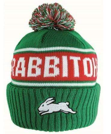 Footy Plus More BEANIE SOUTH SYDNEY RABBITOHS STRIKER BEANIE