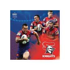 Footy Plus More calendar Newcastle Knights 2021 Calendar