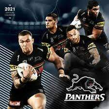 Footy Plus More calendar Penrith Panthers 2021 Calendar