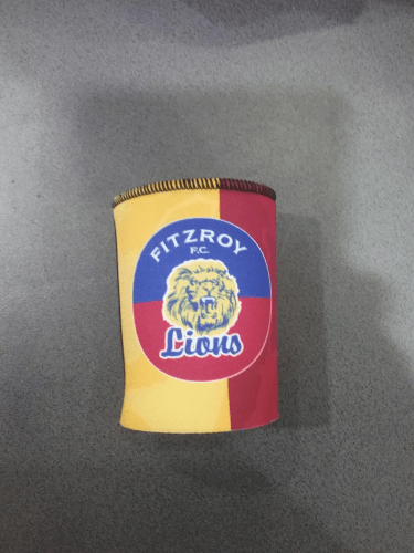 Footy Plus More Can Cooler Brisbane Lions Can Cooler Stubby Holder Fitzroy