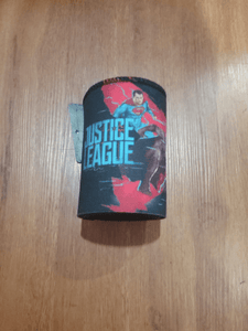 Footy Plus More Can Cooler Justice League can cooler