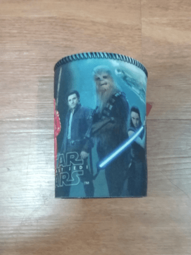 Footy Plus More Can Cooler Star Wars can cooler