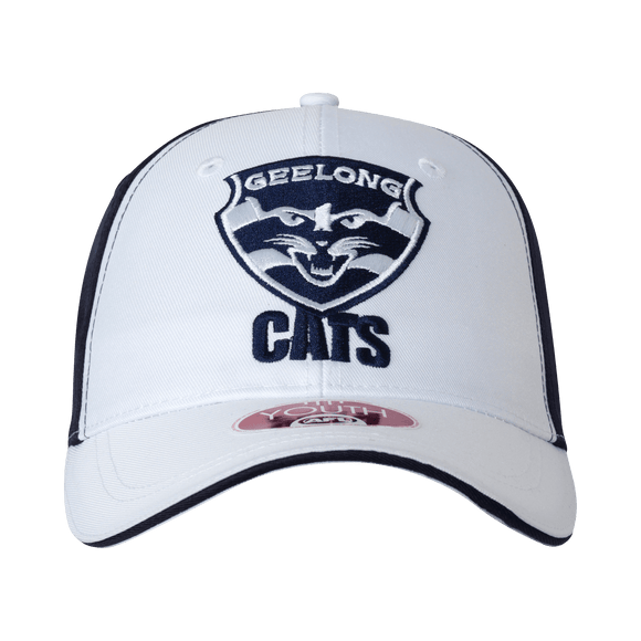 Footy Plus More Caps Geelong Cats Youth Club Cap 2019