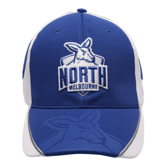 Footy Plus More Caps North Melbourne Kangaroos Adults Premium Cap