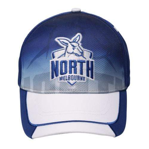 Footy Plus More Caps North Melbourne Kangaroos Youth Supporter Cap