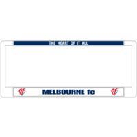 Footy Plus More car accessories MelbourneDemons Number Plate Frame