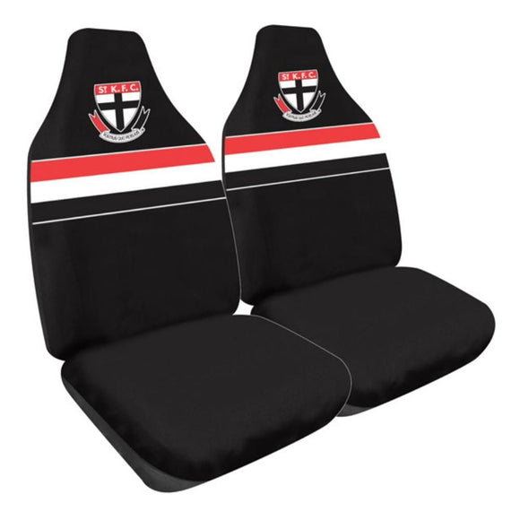 Footy Plus More car accessories St Kilda Saints Car Seat Covers