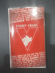 Footy Plus More cards and wrap Sydney Swans Musical Greeting Card