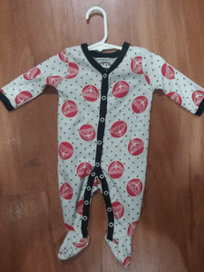 Footy Plus More Clothing Essendon Bombers Babies Coverall Onesie
