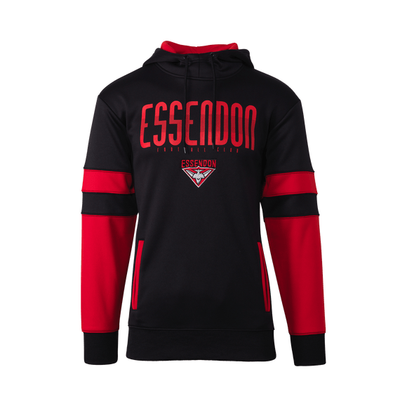 Footy Plus More Clothing Essendon Bombers Mens Ultra Hood 2019