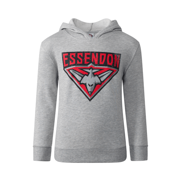 Footy Plus More Clothing Essendon Bombers Youth Printed Hood