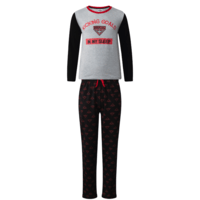 Footy Plus More Clothing Essendon Bombers Youths Winter PJ Set