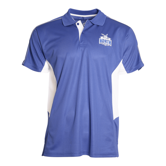 Footy Plus More Clothing North Melbourne Kangaroos Premium Polo Summer 18/19
