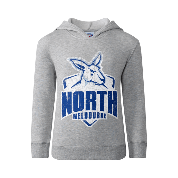 Footy Plus More Clothing North Melbourne Kangaroos Youth Printed Hood