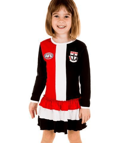Footy Plus More Clothing St Kilda Saints Footysuit Dress