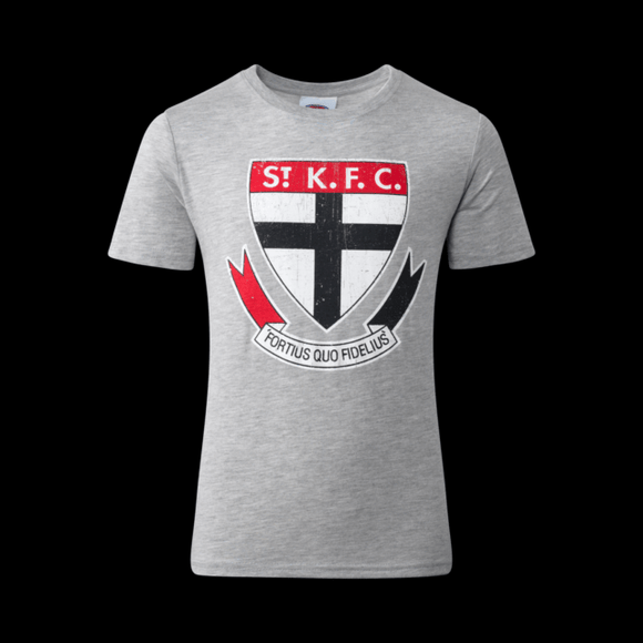 Footy Plus More Clothing St Kilda Saints Youth Printed Tee