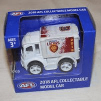 Footy Plus More Collectable Brisbane Lions 2018 Collectable Truck