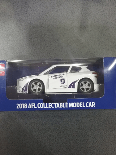 Footy Plus More Collectable Fremantle Dockers 2018 Collectable Model Car