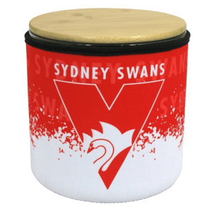 Footy Plus More cookie jar Sydney Swans Cookie Jar