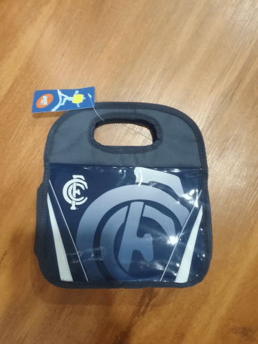 Footy Plus More cooler bag Carlton Blues Lunch Bag
