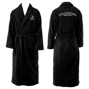 Footy Plus More Dressing gown Collingwood Magpies Dressing Gown