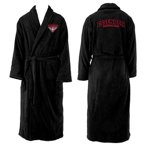 Footy Plus More Dressing gown Essendon Bombers Dressing Gown