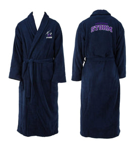 Footy Plus More Dressing gown Melbourne Storm Dressing Gown