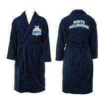 Footy Plus More Dressing gown North Melbourne Kangaroos Dressing Gown