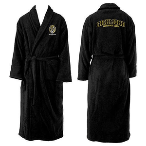 Footy Plus More Dressing gown Richmond Tigers Dressing Gown