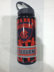 Footy Plus More DRINK BOTTLES Melbourne Demons Tritan Drink Bottle