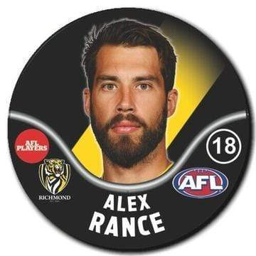 Footy Plus More event Alex Rance Meet Greet and Photo Package