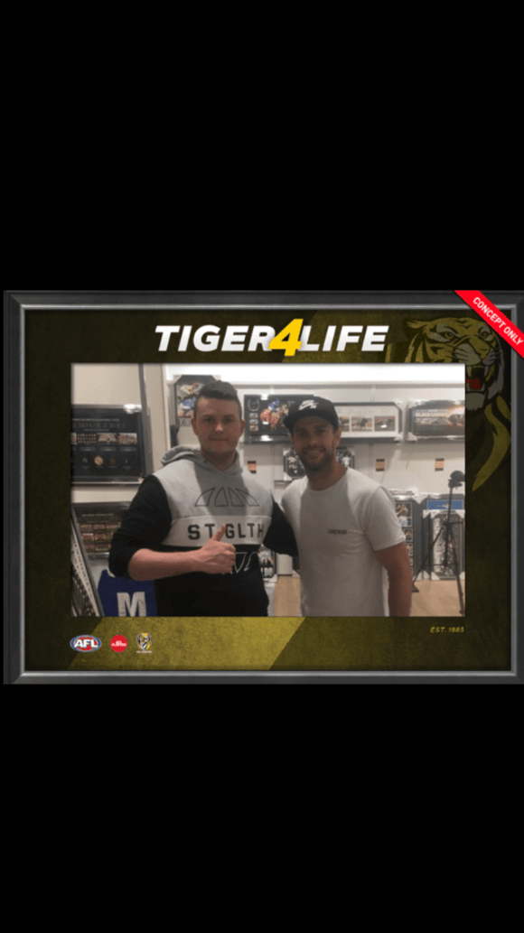 Footy Plus More event Jack Riewoldt Tigers 4 Life Package