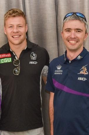 Footy Plus More event Jordan De Goey Meet Greet and Photo Package