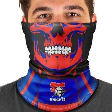 Footy Plus More Face Mask Newcastle Knight Multi Scarf Bandana